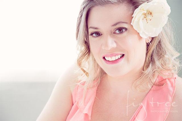 Glamour portrait - Katie