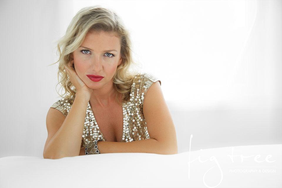 Glamour portrait - Aleksandra from Philadelphia