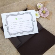 Gift certificate for photography session