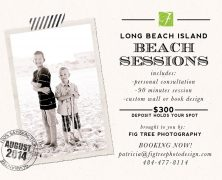 Beach Sessions in August