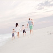 Family session on LBI