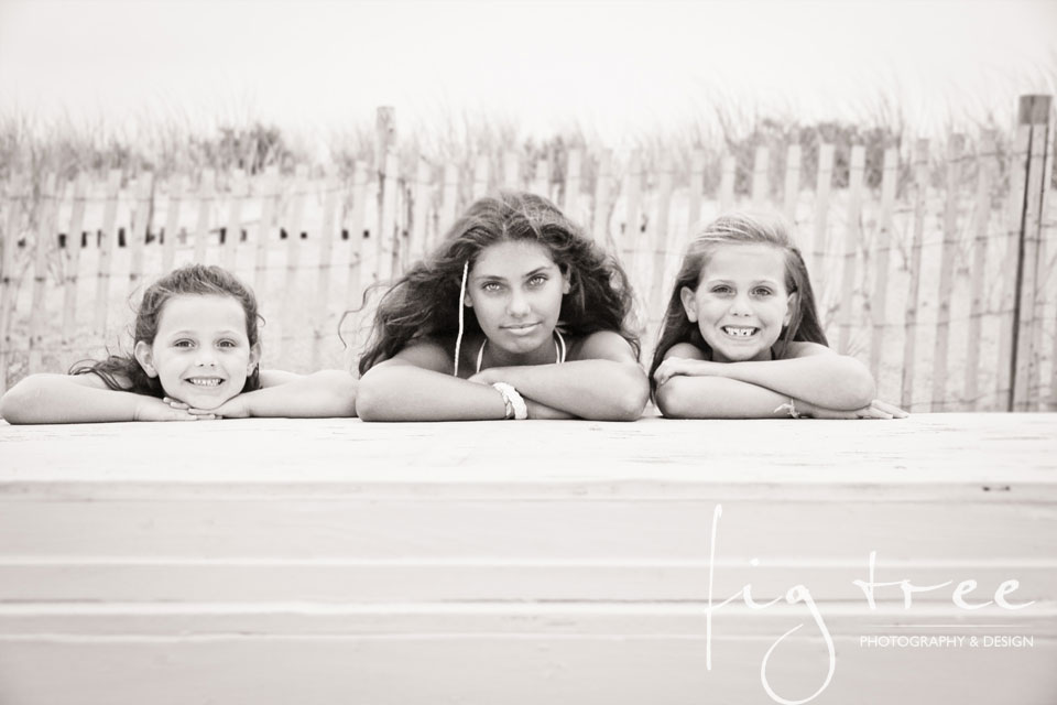 beach portrait - LBI