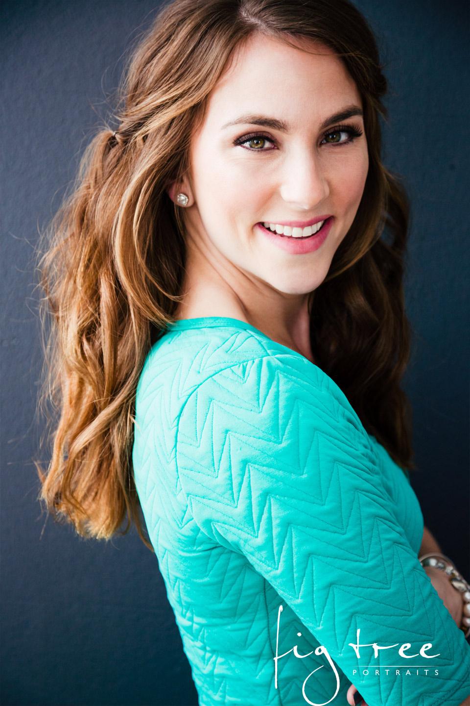 Katie - beauty portrait